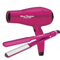 Kit Edición Limitada Hot Pink Babyliss Pro