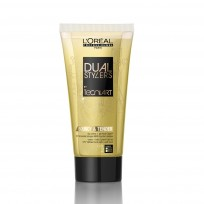 Crema-Gel Dual Stylers, Bouncy y Tender Tecni Art x 150 ml L'Oreal Professional