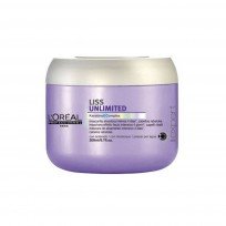 Máscara Liss Unlimited x 200 ml L'Oréal Professional