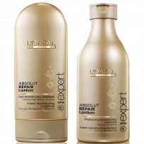 Pack Absolut Repair Loreal - Shampoo + Acondicionador