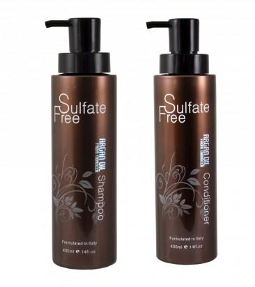 Pack Capilar Nuspa 1 - Shampoo x 400 ml + Acondicionador x 400 ml