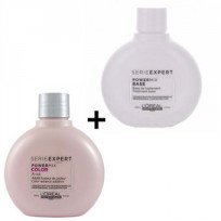 Pack PowerMix Base + Color A-OX Loreal x 150 ml