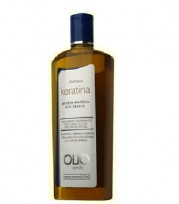 Shampoo Olio Keratina de Anna de Sanctis x 420 ml