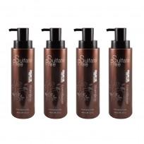 2 Shampoo Sulfate Free Morocco x400ml + 2 Acondicionadores Sulfate Free Morocco x400ml