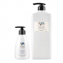 Shampoo Neutral x 1500 ml  + Wet Gel Strong Salon Essentials