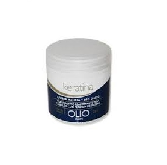 Tratamiento Olio keratina de Anna de Sanctis x 200 ml