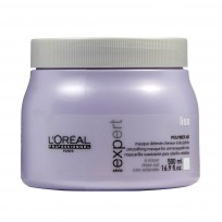 Máscara Liss Unlimited x 500 ml L'Oréal Professional