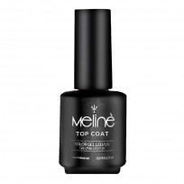 Esmalte Top Coat Semipermanente Meliné x15 ml