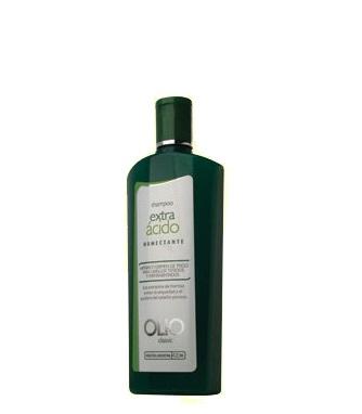 Shampoo Olio Extra Ácido Anna de Sanctis x 420 ml