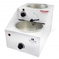 Calentador de Cera Para Depilación Ceratermic Plus 3kg. Arcametal