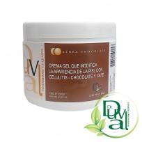 Crema Gel que Modifica la Apariencia de la Piel con Celulitis x 500 gr - Chocolate y Café Dr. Duval