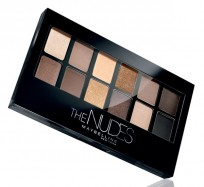 Paleta 12 Colores The Nudes Maybelline