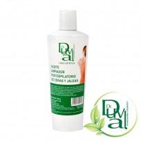 Aceite Limpiador Post Depilatorio de Ceras y Jaleas x220ml. Dr. Duval