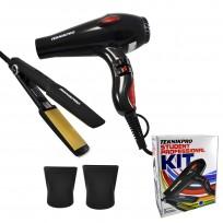 Kit Student Professional Secador + Plancha Teknikpro